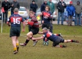Biggleswade 1st XV v Dunstablians 1st XV - 23.02.13 (Cup) still