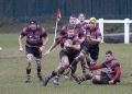 Dunstablians 1st XV away to Northampton Old Scouts 09.03,13 still