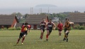 Redbacks drop punt to form in Welsh sunshine