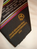 Centenary Combination Club tie still