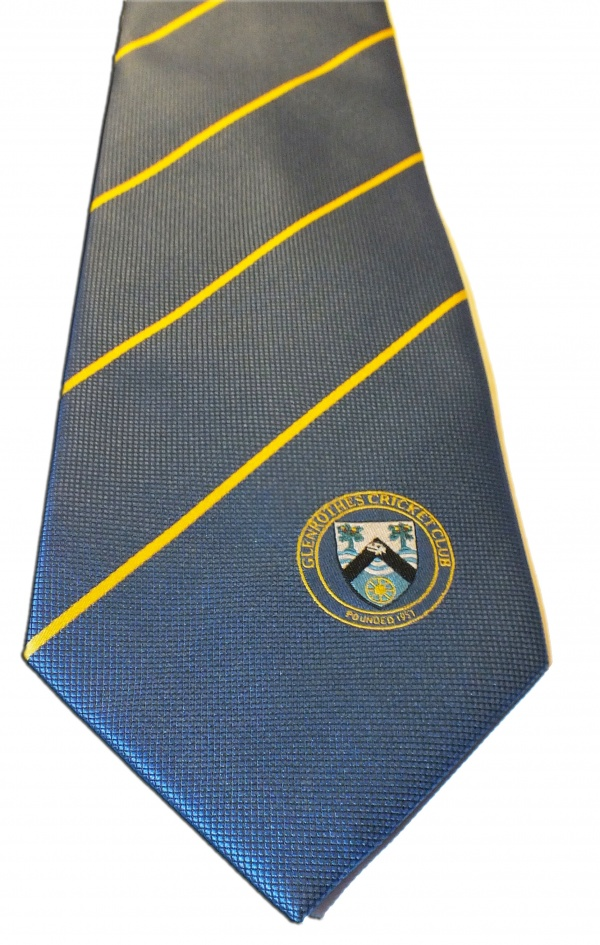 Image: Official GCC Formal Tie