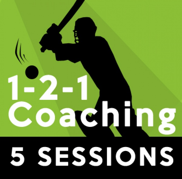 Image:  1-2-1 Coaching (5 Sessions)