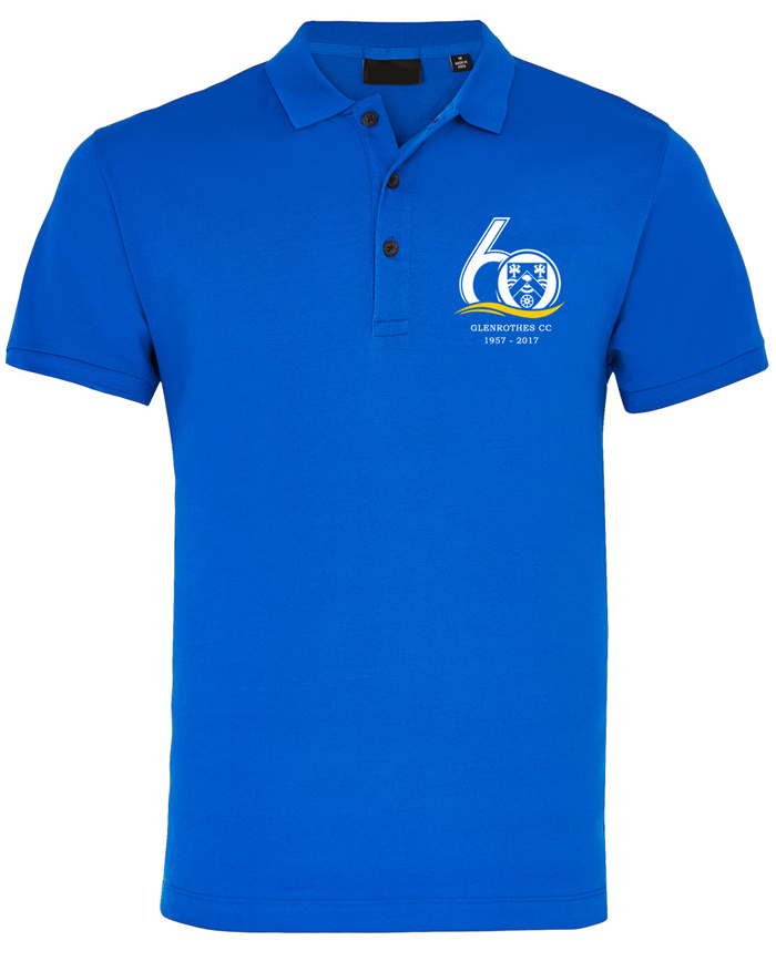 Image: 60th Anniversary Polo Shirt