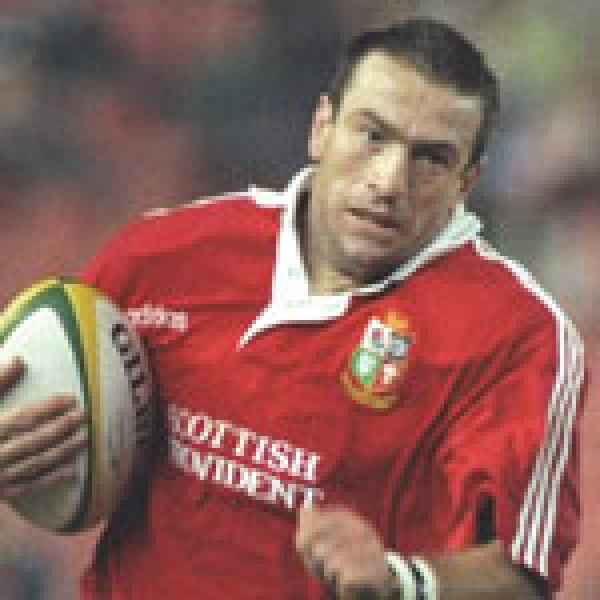 England Rugby Player Mad Dog: Ex-Lions / International