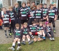 CRFC Under 12s Dorset and Wiltshire Champs!