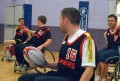 Broncos Try Out Wheelchair Rugby image