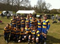 "Chipstead U11's Cup winners at Old Beccs ""A"" Festival"