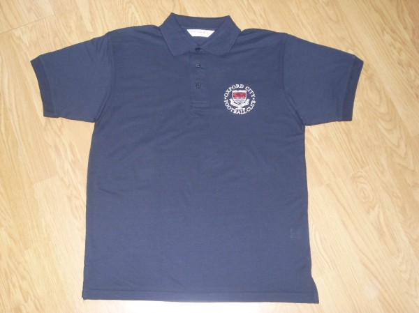 Image: Polo Shirt - Navy