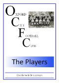 OCFC Players Booklet 1884 - 2009