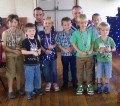 Under 7's and Under 9's Presentations 2012 still