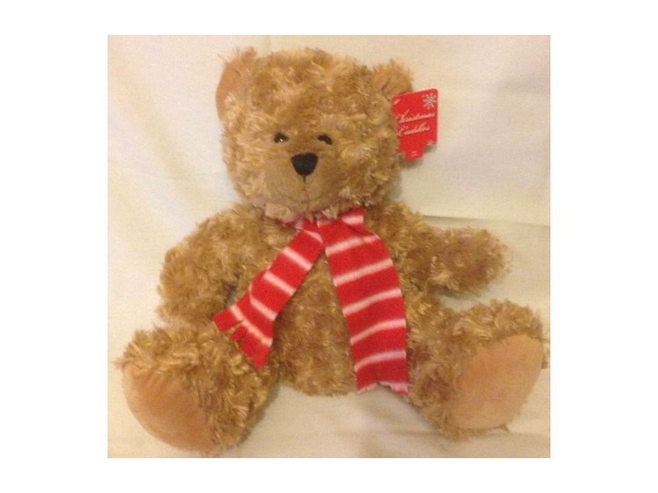 Image: Kingstonian Large teddy bear