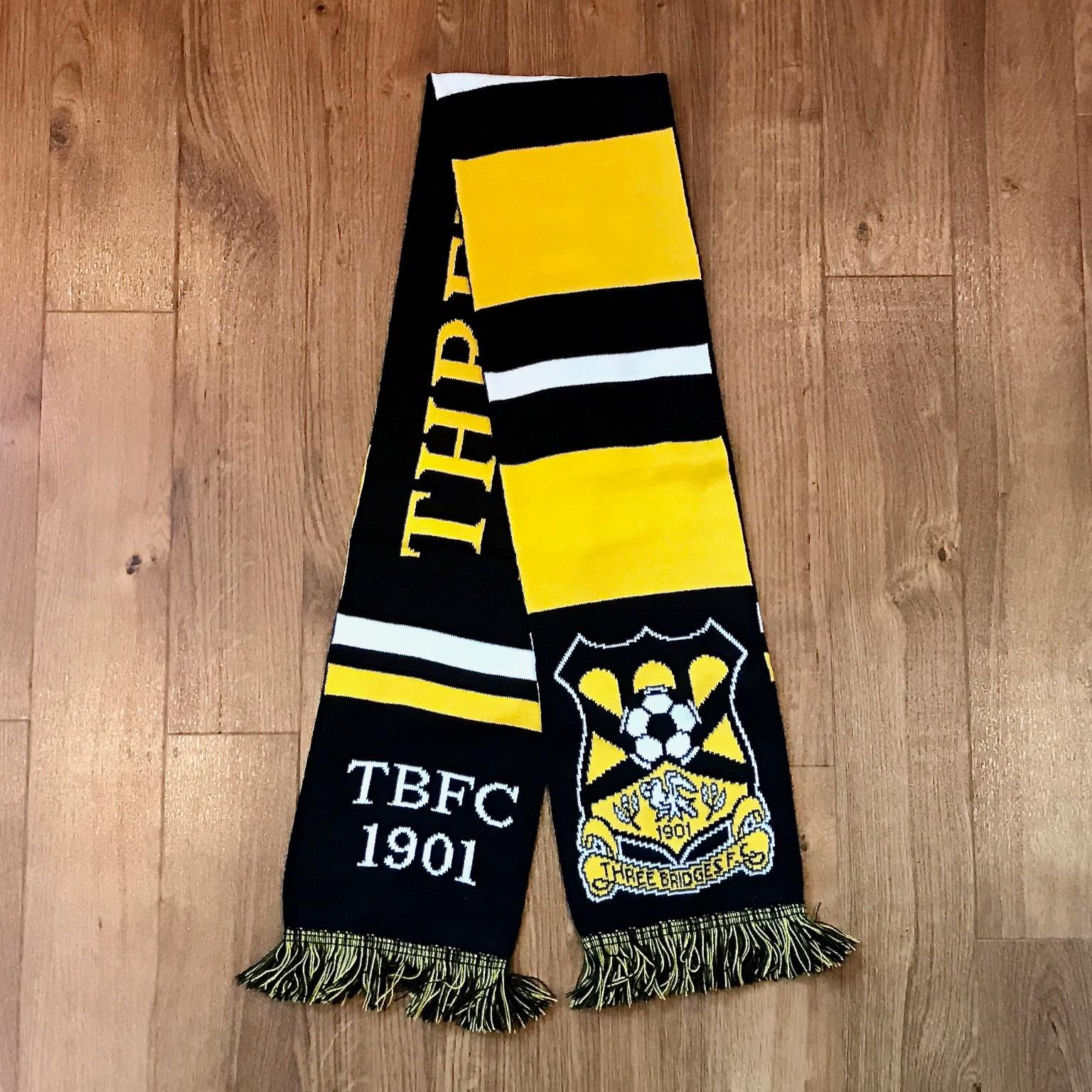 Image: TBFC scarf
