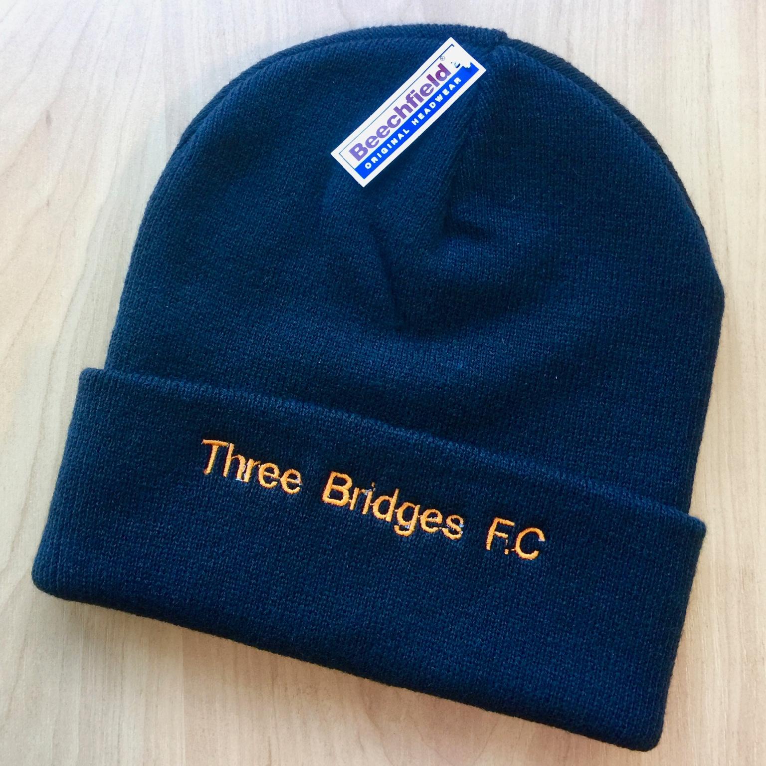 Image: TBFC beanie hat