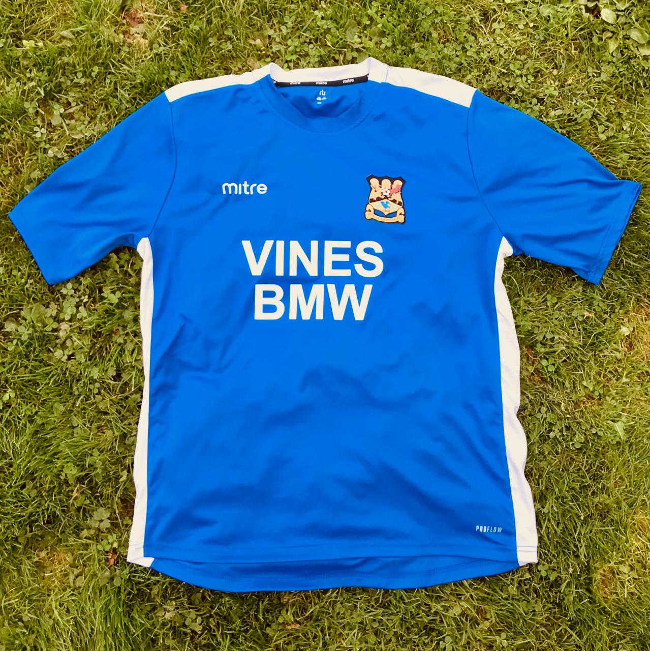 Image: Replica away shirt - Youth