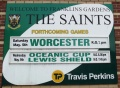 Double Header at Franklins Gardens image