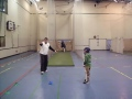 Indoor nets u12's - Jan '13  still