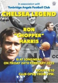 "An evening with Ron ""chopper"" Harris  image"