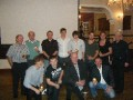 Club Presentation at The Kings Croft still