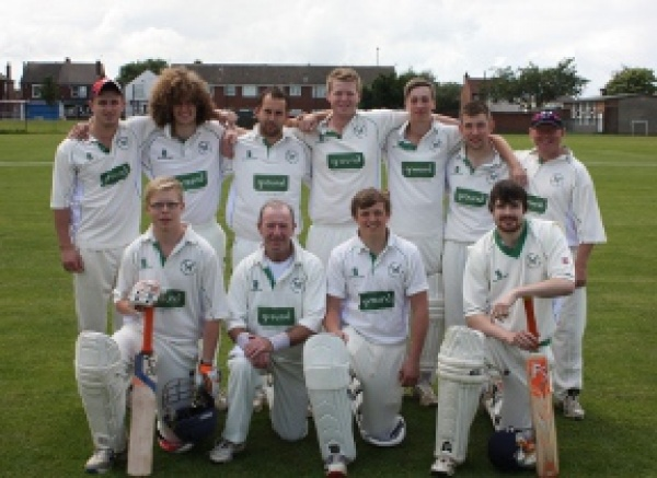 1st XI Cup Winners 2012