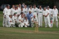 Emmerdale all Stars v HHCC 4 Sept 2011 still
