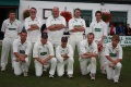 Nevs last game - Nevs Invitation XI v Ackworth CC.  11 Sept 2011 still