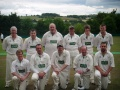 Hundhill Hall CC New Team Shirts 2011 still