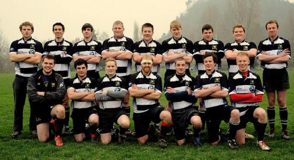 Back Row(L-R): Ceislik(O), Bytheway(M), Salter(H), Arnel(K), Madden(C), Baker(Z), Stirling(A), Horgan(S), Hiller(J).
