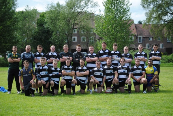 Bridgnorth Bulls Rugby League Win First Ever Game image