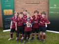 Darlington festival under 9's still