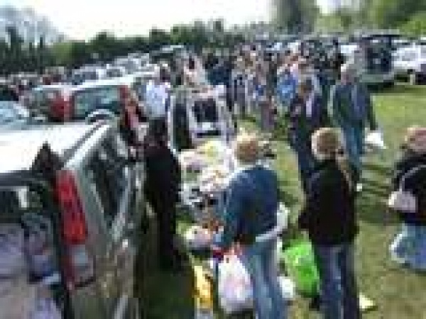 Stockport County Car Boot Sale