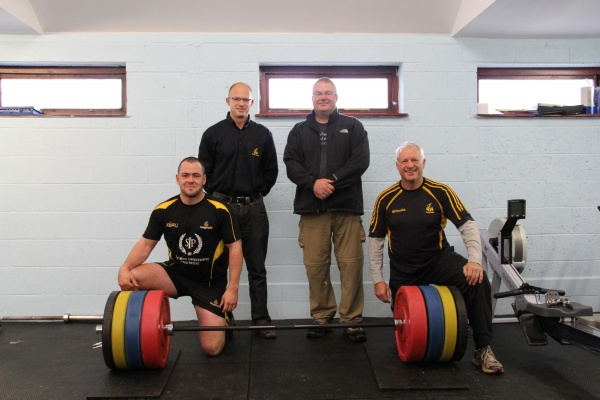 A New Gym for TringRugby image