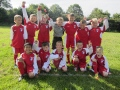 Under 8s First League Match still