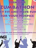 Zumbathon with live music image
