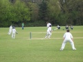 Euan Beale hitting a 4 for Bransgore u11 v Romsey (5.5.13) still