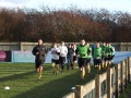 Newbury vs Thatcham Town Reserves 02/01/2012 still