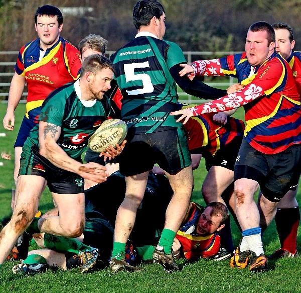 Leinster Rugby Season 2014 15 So Far: Carnforth RUFC 36th Season 2014/15