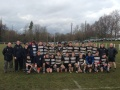 U15s Semi Final Victory