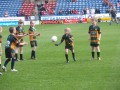 Under 8's playing at Galpharm 2011 still