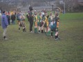 Slaithwaite saracens under 8's vs Meltham All Blacks under 8's still