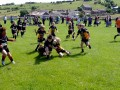 Slaithwaite saracens under 8's vs Newsomw panthers under 8's 2010 still