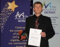 Active Volunteer of the Year - Zander Anderson image