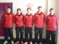 Wales Under 16 selection 2013 still