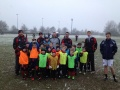 Mini tournament with U7's