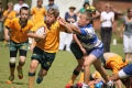 U12's at Guilford 7's tournament still