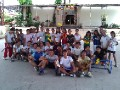 Floorball Clinic at Gen T. De Leon Natl. High School, Valenzuela City, May 30-31, 2011 still