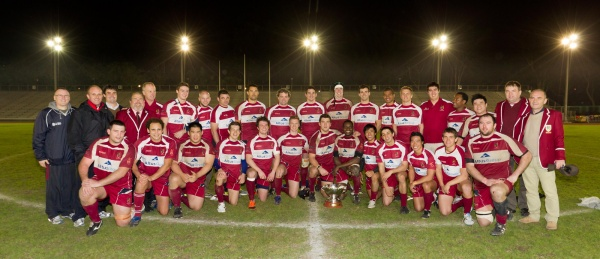 2012 Hong Kong Premiership Champions