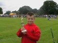 Player of the tournament - Hawarden Carnival  image