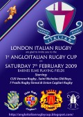 London Italian RFC Images still