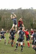 Feb 2013 Swalec Plate v Rhiwbina still