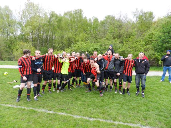 Reserves Win Promotion Battle image